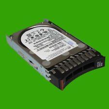"""IBM 43W7673 42C051 6,4cm 2,5"""" IBM 300 GB Festplatte SFF SAS 10k SATA HDD"""