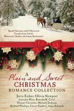 A Plain and Sweet Christmas Romance Collection: Spend Christmas with 9 Historica
