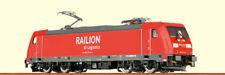 Brawa 43922 TRAXX E-Lok BR 185.2 DB AG Gleichstrom Analog DC H0 NEU & OVP