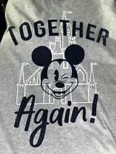 2020 Together Again! Walt Disney Parks Reopening Mickey Mouse T Shirt all sizes