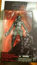 "Star Wars Black Series 6"" Action Figure First Order TIE Fighter Pilot #11"