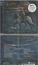 CD--SAXON--HEAVY METAL THUNDER | DOPPEL-CD