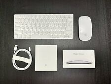 Genuine Apple Magic Mouse 2 model A1654 and Magic Keyboard model A1644