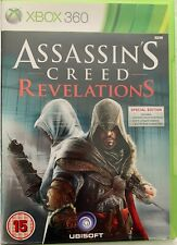 XBOX 360 Video Game - Assassin's Creed: Revelations