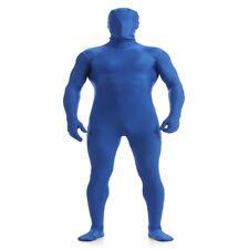 Men's Full Body Suit Spandex Lycra Bodysuit Zentai Catsuit Jumpsuit Costume