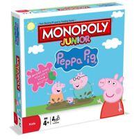 Peppa Pig Junior Monopoly