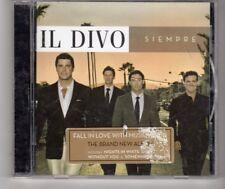 (HN10) Il Divo, Siempre - 2006 CD