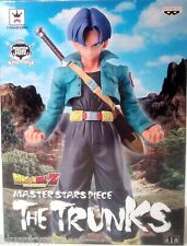 Banpresto DragonBall Z Master Stars Piece The Trunks