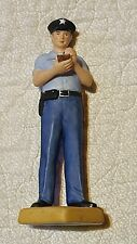 1985 Enesco Police Man Cop Figurine Writing a Ticket 7.5""
