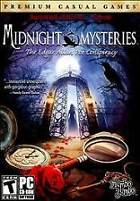 Midnight Mysteries: The Edgar Allan Poe Conspiracy - PC by  in Used - Very Good