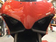 Ducati Panigale V4 V4S V4R Carbon Headlight Decal