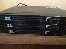 Tripp Lite SMART1000RM1U UPS Smart 1000VA 800W Rackmount AVR 120V Pure Sine/ 1pc