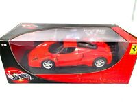 Large 1:18 scale Hotwheels Ferrari Enzo Sports Car Diecast Replica Model Ferrari