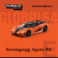 Tarmac Works TW 1:64 Scale Koenigsegg Agera RS Diecast Car Model New in Box