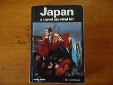 Japan - A Travel Survival Kit - Ian McQueen - Lonely Planet