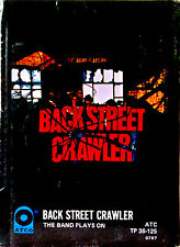 BACKSTREET CRAWLER The Band Plays On NEW SEALED 8 TRACK CARTRIDGE