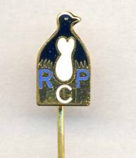 old R.C. PARIS pin BADGE Football Soccer FRANCE R.C.P. Racing Club de Paris