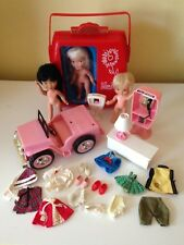Heidi & Jan Lot / Pip / Remco / Jeep / Telephone / Parking Meter / Clothes / Etc