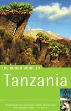 Finke, Jens, The Rough Guide to Tanzania (Rough Guide Travel Guides), Like New,