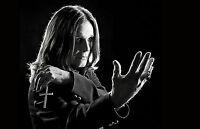 Impression Encadrée - Ozzy Osbourne ( Image Black Sabbath Heavy Metal Musique