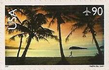 US C143 Airmail Hagatna Bay 90c single MNH 2007