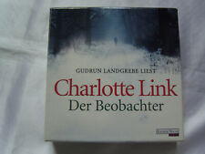 CD Charlotte Link Der Beobachter
