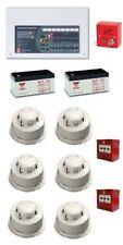 Two Wire Fire Alarm System Contractor Kit - Apollo Alarmsense 4 Zone
