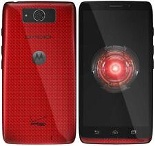 Motorola Droid MAXX XT1080- 16GB - Red (Existing Verizon Customers) - Preowned