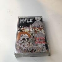 Mace - The Evil In Good US orig' Medusa cassette 1986 THRASH metal Very Rare