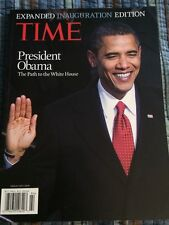Barack Obama Time Magazine Road To The White House . May 2009