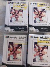 Polaroid PIF300 Instant Film For PIC300 Camera