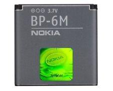 Original Nokia Akku BP-6M für Nokia N73 N73ME N77 N81 N93 9300 9300i Handy Accu