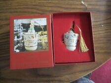 Lenox Celebrate 2000 ornament in box