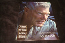 AVATAR Oscar ad Stephen Lang as Colonel & HARRY POTTER AND THE HALF-BLOOD PRINCE