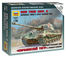 Zvezda 6204 - 1/100 wargame addon SD. KFZ 182 re tigre (Henschel) - NUOVO