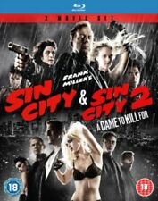 Sin City / sin City 2 - a Dame To Kill For Blu-Ray Nuevo Blu-Ray (LGB95174)