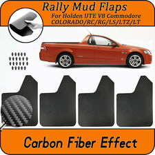 4pcs Fenders Mud Flaps For Holden Commodore Colorado Trailblazer Monaro Acadia