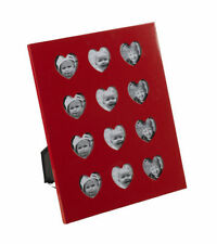heart Glass Photo & Picture Frames