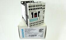 Siemens 3RH11 22-2BB40 Hilfsschütz Schütz Contactor 3RH1122-2BB40 24VDC 2S+2Ö