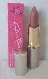 Mary Kay Signature Lipstick Garnet Frost 406100 Rare! Discontinued! NIB!