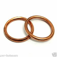 18mm Copper Compression Washer - Crush Sump (18 x 24 x 2) 5pk