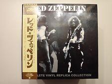 LED ZEPPELIN Complete 2003 Japan Mini Lp Cd In Japanese PROMO Box!