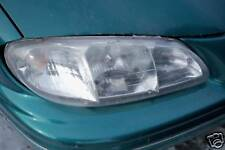 1997 Pontiac Grand Am PASSENGER'S side Right Headlight