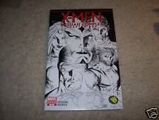 X-MEN: MESSIAH COMPLEX #1 WIZARD WORLD VARIANT VF-VF+!