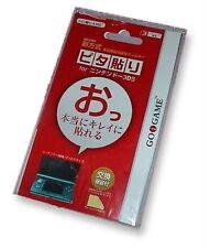 Nintendo 3DS Screen Protector Protective Shield Film Skin & Cloth