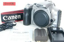 Canon EOS 300D DSLR Camera Body Only & Accessories* FREE P&P*