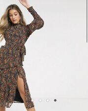 Topshop Floral Dress Size 10
