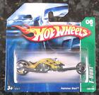 Hot Wheels 2007 Treasure Hunt - 126/156 Hammer Sled