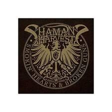 Smokin' Hearts & Broken Guns 0819873010722 by Shaman's Harvest CD