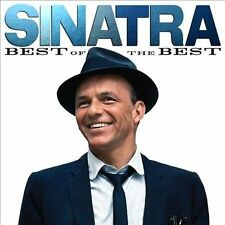 Sinatra: Best of the Best by Frank Sinatra, (24 tracks) CD, NEW & SEALED